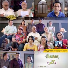 Dostea Featuring Bilal Qureshi TVC 2016 - Joint Family (Video) - Myipedia