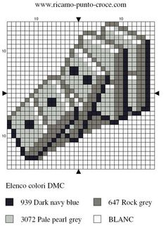 loisirs - leisure - jeux - point de croix - cross stitch - Blog : http://broderiemimie44.canalblog.com/