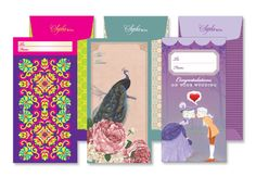 Sopha & Co. Money Envelopes, Stamping, Stationery, Artsy, Crafty, Happy, Fun, Handmade, Wedding
