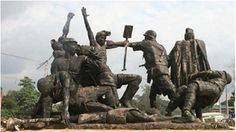 in 21 striking, unarmed coal miners were shot and killed by British colonial authorities in Enugu. We salute the brave men who died in the Iva Valley Massacre and remember their sacrifice Coal Mining, City State, Guinea Bissau, British Colonial, Sierra Leone, Geography, Brave, African, Author