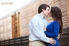 Erin and Sean – Engagement Session – University of Pittsburgh and Station Square | Kristen Wynn Photography