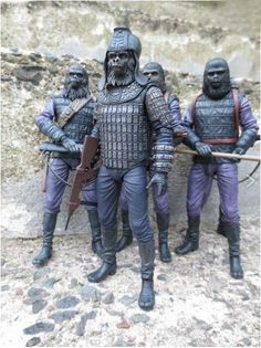 NECA PLANET OF THE APES