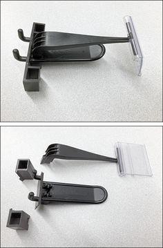 Fucking body!! Breakaway plastic strip