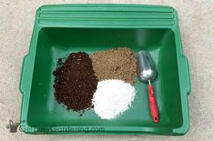 How To Make Your Own Succulent Soil (With Recipe!) Supplies needed to make DIY succulent soil
