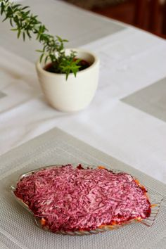 Szuba- Eastern Salad from Ukraine