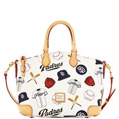 Satchel, new Dooney and Bourke MLB Collection April 2014 - choose your team - SF Giants of course!