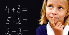 Çocuğa matematiğin temelleri doğru verilmezse, çocuklarda matematiğe karşı bir ön yargı oluşacaktır.
