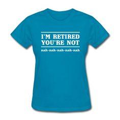 Im Retired Everyday is Weekend T Shirt Design Retirement Tee Shirt