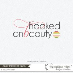 Premade Photography Logo and Watermark Design  by TheAutumnRabbit, $75.00