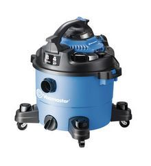 With this convenient 2-in-1 tool, you get a powerful 4 peak HP wet/dry vac that converts to a 190 MPH leaf blower with an effortless press of a button. No more hassling with cumbersome latches and locks.  The vac has a rugged 8 gallon polypropylene tank, on-board accessory storage, an extra large drain for fast emptying and 10 accessories that will be useful for most vacuum and blower applications.