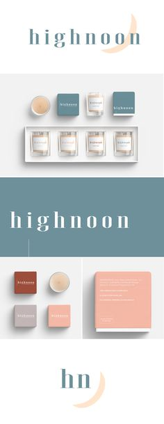 Brand design by Here + Now Creative Co. | branding design, packaging design, candle company, candle packaging design, branding, brand identity, logo design, soy candle, sustainable candles, coconut wax candle, all natural candle