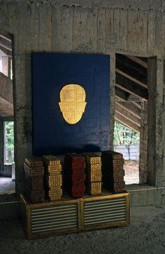 Stefan Ramniceanu - 2001 | 90 x 110 x 50 cm