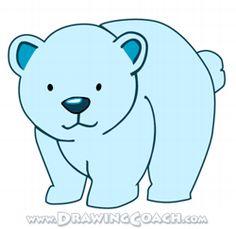 Polar Bear Orally Satisfied By Black Cub