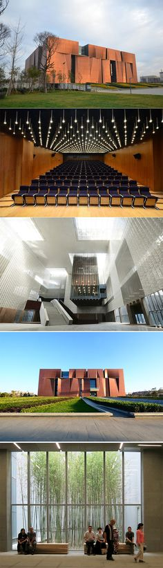 It Was Designed By Rocco Design Architects, The Generative Concept Of The  Yunnan Museum Is