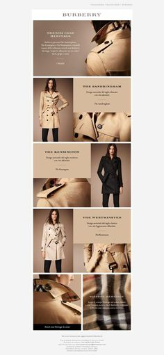 50 Of The Best Email Marketing Designs We've Ever Seen (And How You Can Crea - Email Marketing - Start your email marketing Now. - 50 Of The Best Email Marketing Designs We've Ever Seen (And How You Can Create One Just As Good) Design School Email Marketing Design, Email Marketing Campaign, Email Marketing Strategy, E-mail Marketing, Fashion Marketing, Online Marketing, Email Template Design, Email Newsletter Design, Email Newsletters