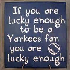 Yankees Baseball Fan @Kristina Kilmer Kilmer Senecal  @Courtney Baker Baker Senecal<3