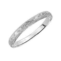 I love this as a wedding band! :-)))