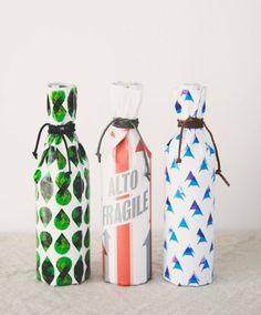 手土産のセンスに差がつく♡ボトルラッピングのアイディア集 - Locari(ロカリ)