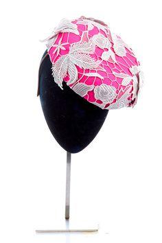 La guía definitiva para elegir tocado o sombrero esta primavera: Tocado de Mimoki