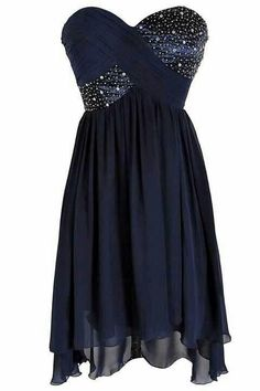 Ooh I was looking for dresses for me but the beading/rhinestones look so pretty and reminded me of stars. I thought I'd share ;)