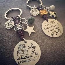 Imagen relacionada Baby Dress Patterns, Jewelry Making Kits, Diy Keychain, Beading Tutorials, Metal Stamping, Metal Working, Glass Beads, Jewelery, Valentines