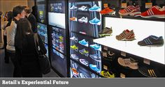 Consumers Expect Retailers to Provide a Seamless Experience  That Bridges Both Virtual and Physical Environments