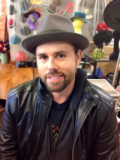 jeremy - custom fedora mens hat by hatWRKS, nashville