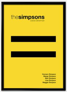 The Simpsons   Swiss Style Design : Awards