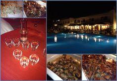Tonight in Alianthos Garden Hotel.  We enjoy the most delicious cretan food and we drink Raki! Heute Abend in Alianthos Garden Hotel. Wir genießen die leckersten kretische Speisen und wir trinken Raki! Σήμερα στο Alianthos Garden Hotel. Απολαμβάνουμε τις πιο νόστιμες Κρητικές συνταγές και πίνουμε ρακή! www.alianthos.gr - info@alianthos.gr