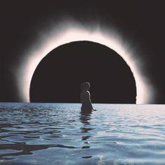 Full Eclipse  Art Print