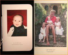 Linker menukaart: Dit is de menukaart voor de lunch op Paleis Huis ten Bosch n.a.v. de doop van Prinses Ariane op 20 oktober 2007. Rechter menukaart: Dit is de menukaart voor het feest n.a.v. de 40ste verjaardag van Prins Willem-Alexander op Paleis het Loo op 1 september 2007. De foto van de Prins en zijn drie dochters is waarschijnlijk in de zomer van 2007 in Italië gemaakt.