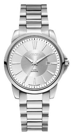 Roamer Ares Men's Quartz Watch with Silver Dial Analogue Display and Silver…