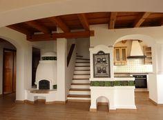 Balatonakali - tervező: Mérmű Építész Stúdió Chalet Interior, Simply Home, House Front Design, Weekend House, Natural Building, Village Houses, Herd, Cottage Interiors, Design Case
