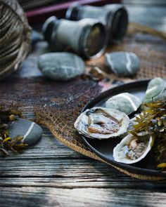 Oysters Six-Ways - http://www.sweetpaulmag.com/food/oysters-six-ways #sweetpaul