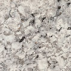 Argento Romano 96-inch x 48-inch Laminate Countertop in Etchings Finish