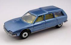 #MATCHBOX #CITROEN CX MB121980  1981   Superfast 1-75Metalflake Blue,,,LA TUVE HACE MUCHO TIEMPO..