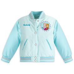 Frozen Varsity Jacket for Girls - Personalizable | Disney Store