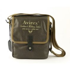 Borseta canvas, Avirex