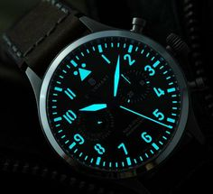 TimeZone : Industry News » N E W M o d e l - Steinhart Nav B-Chrono 47 Titanium Anniversary Edition