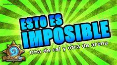 HEARTHSTONE ESTO ES IMPOSIBLE!!!!