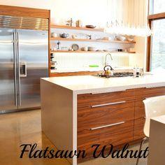 Semihandmade Walnut IKEA kitchen