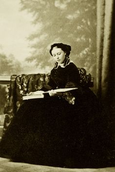 Kronprinzessin Victoria of Prussia ,nee pss royal of england. 1860