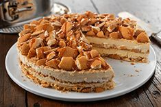 """NILLA Tortoni """"Cake"""" Recipe. I really have to try this"""