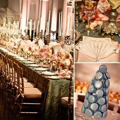 Pros Dish On 2012's Hottest Wedding Trends