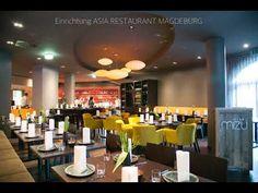 Dieses Asiatische #Restaurant Im Herzen Von Magdeburg Ist Konsequent Modern  Und Hochwertig Eingerichtet: #