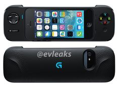 #Logitech's #iPhone game controller pictured again in new leak : via @CNET News