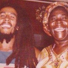 Bob and His mama