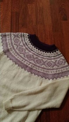 """Marius "" sweater"