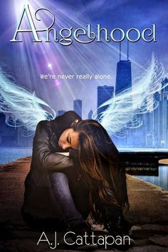 """The Liebers: Angelhood {Book Review} """"Once I started it, I had real trouble putting it down."""""""