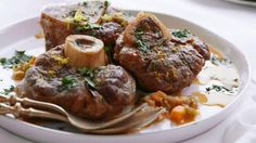Osso buco sounds intimidating, but Giada's recipe makes it a breeze.